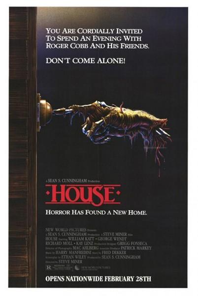 House dans Films fantastiques : House house